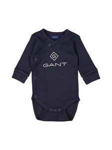 GANT - Lock-Up Organic Cotton -body - 433 EVENING BLUE | Stockmann
