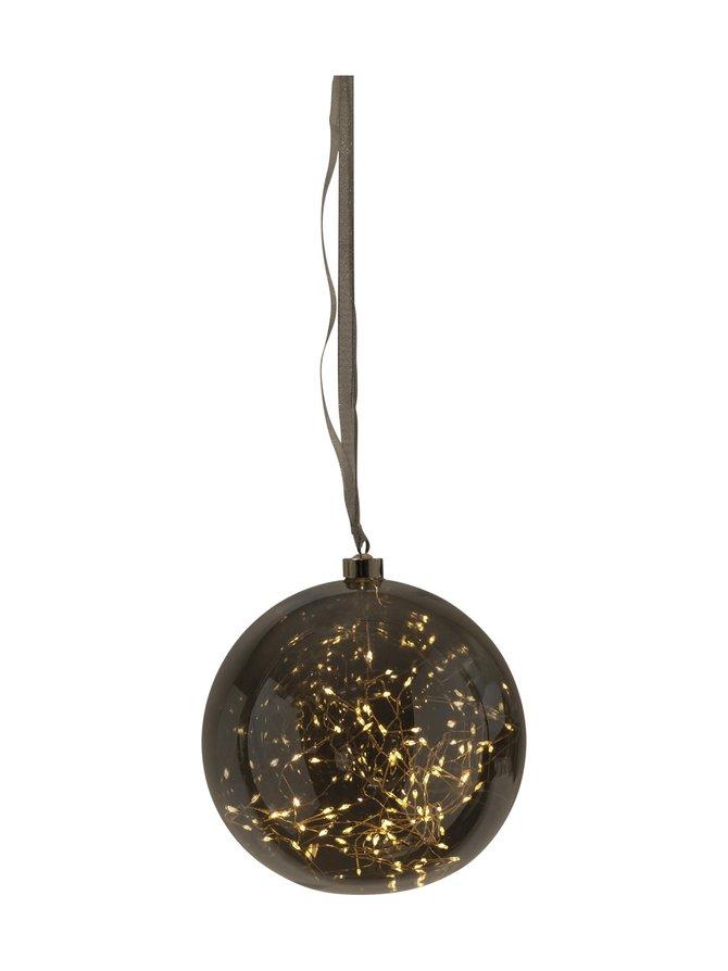 Hanging Glass Bauble Glow -valosarja 21 x 20 x 20 cm