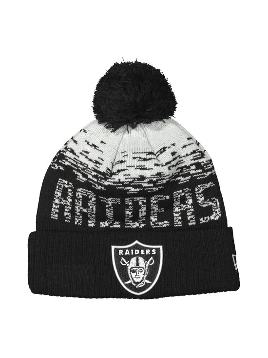 New Era - NFL Sport Knit Cuff Las Vegas Raiders -pipo - OTC | Stockmann - photo 1