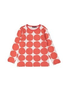 Marimekko - Ruupertti Mini Kivet -paita - LIGHT GREY/ORANGE | Stockmann