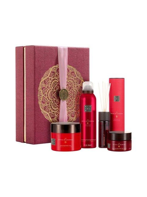 Ayurveda - Balancing Collection -tuotepakkaus