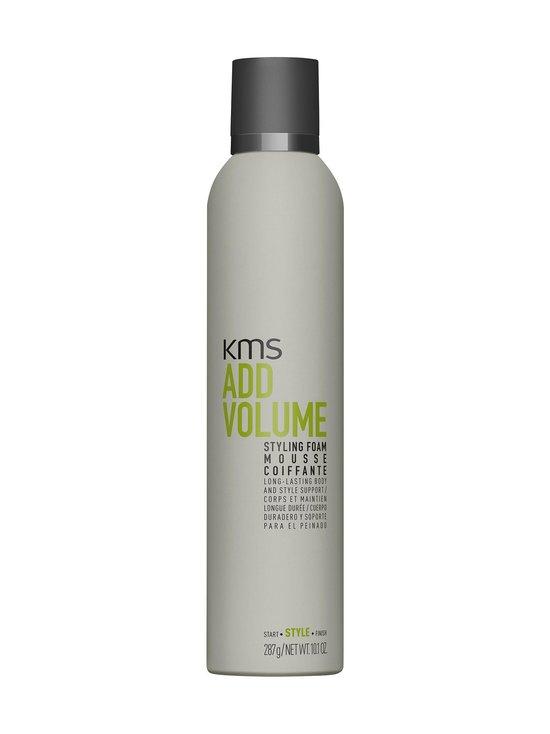 KMS - AddVolume Styling Foam -muotovaahto 300 ml   Stockmann - photo 1