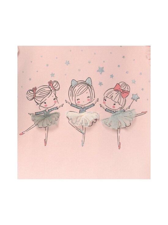 Mayoral - Frilla Shoulder Small Ballerinas LS -paita - 23 ROSA | Stockmann - photo 3