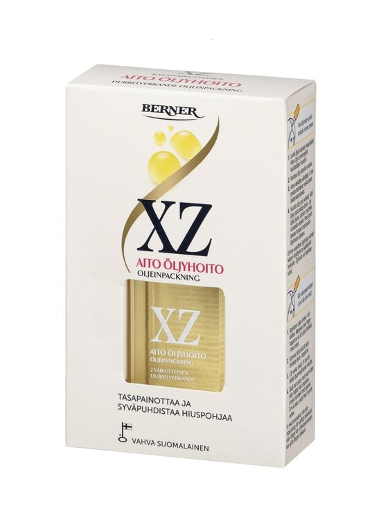 Xz - Aito-öljyhoito 75 ml | Stockmann - photo 1