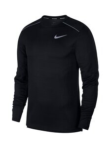 Nike - Miler Dri-FIT -juoksupaita - 010 BLACK/BLACK/REFLECTIVE SILV | Stockmann