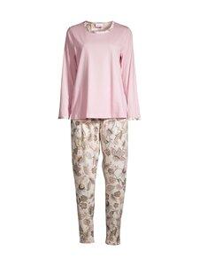 Damella - Paisley Flower -pyjama - 177 IVORY | Stockmann