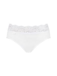 Sloggi - Romance Midi -alushousut 2-pack - WHITE | Stockmann