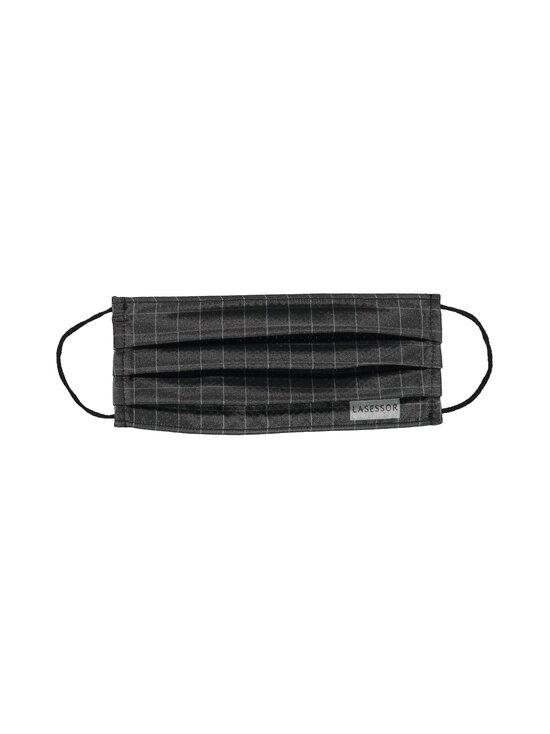 Lasessor - Ruutu-kasvomaski - 180 180 DARK GREY | Stockmann - photo 1