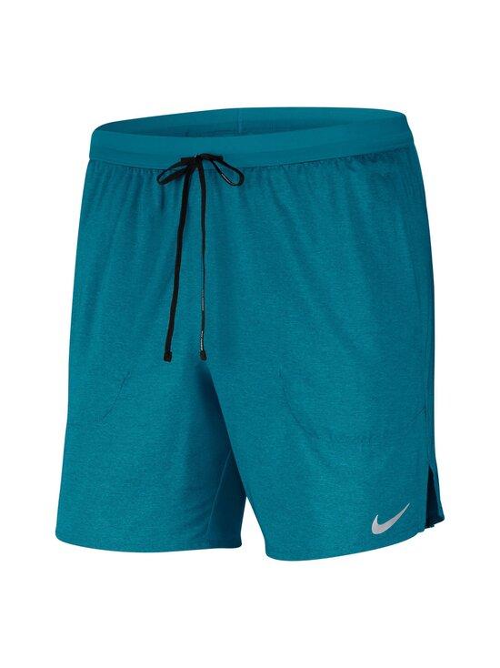 Nike - Flex Stride Men's Brief Running Shorts -shortsit - 467 BLUSTERY/REFLECTIVE SILV   Stockmann - photo 1