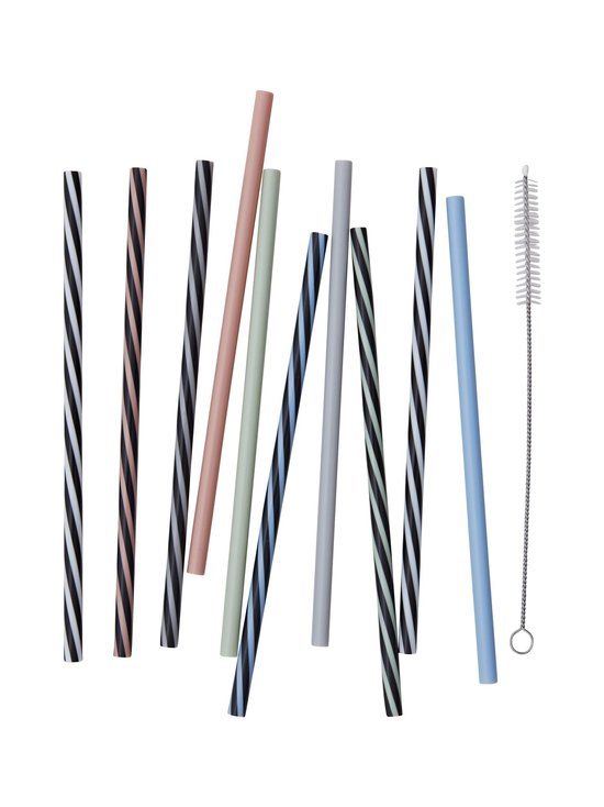 Design Letters - Straws-pillit ja puhdistusharja - MULTI | Stockmann - photo 1