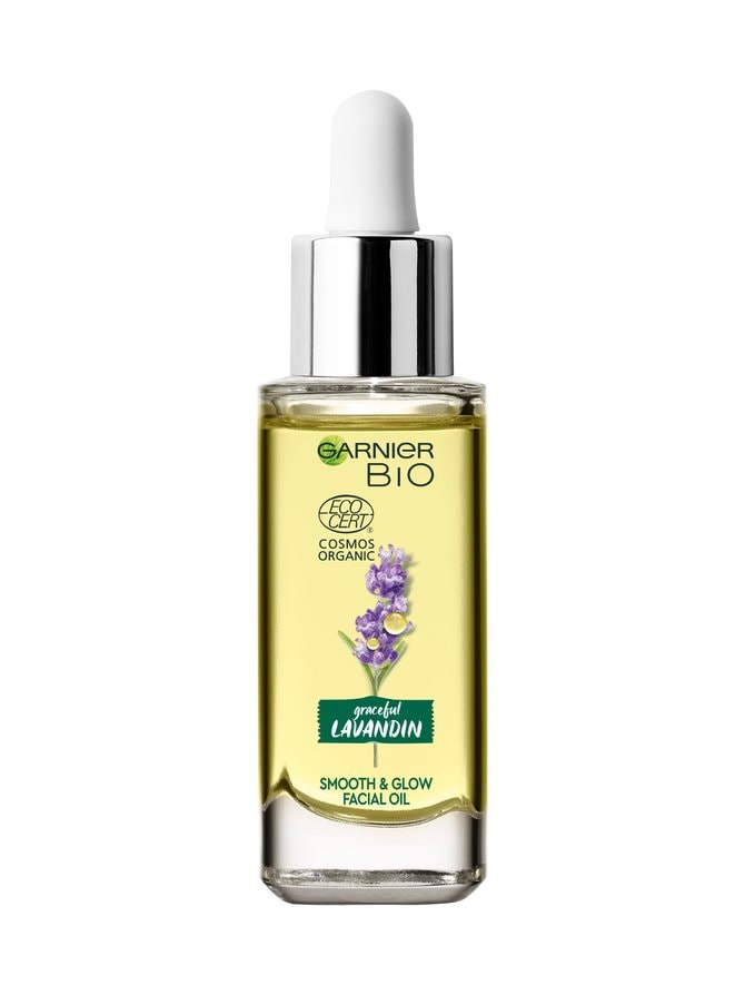 SmoothGlow Facial Oil -kasvoöljy 30 ml