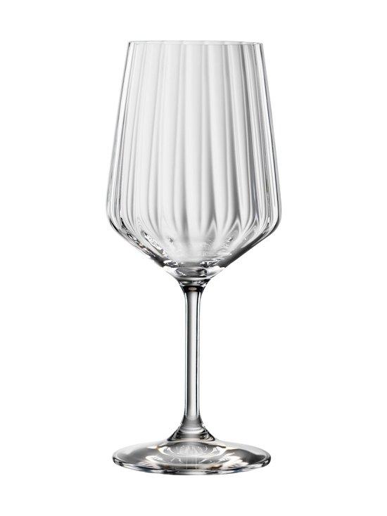 Spiegelau - Lifestyle Red Wine -punaviinilasi 4 kpl - CLEAR | Stockmann - photo 1