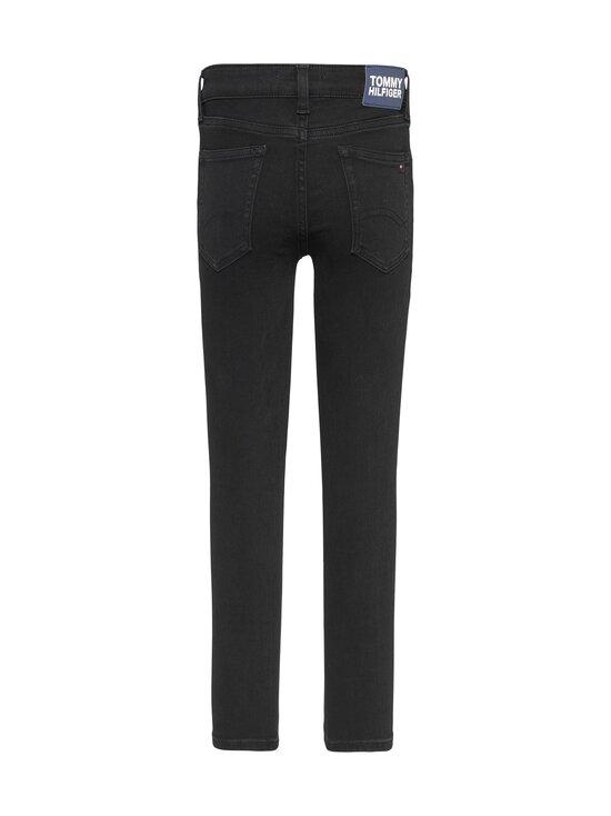 Tommy Hilfiger - Simon Super Skinny Water Repellent Jeans -farkut - 1BY WATERREPELLENTBLACKSTR | Stockmann - photo 2