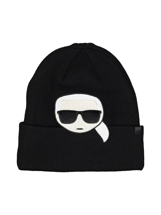 K/Ikonik Embroidery Beanie -pipo