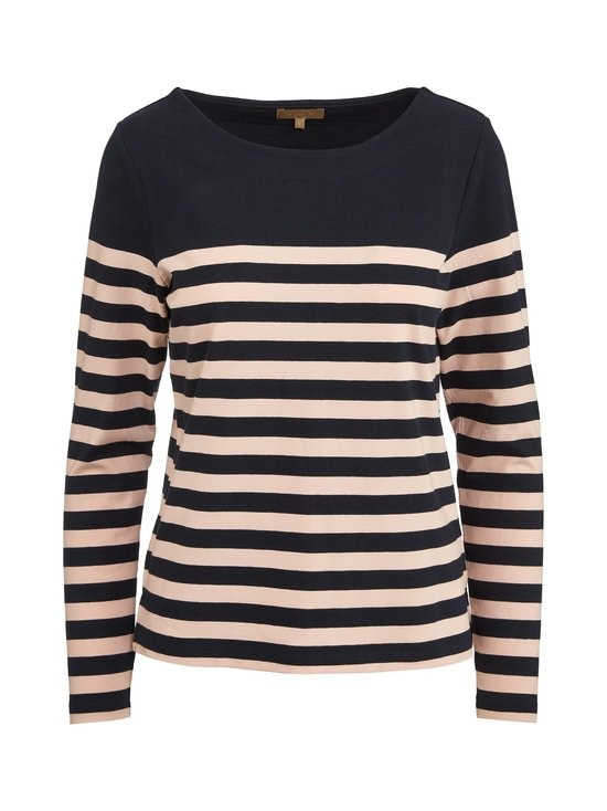 NOOM - Reese-paita - DK.NAVY/ROSE STRIPE | Stockmann - photo 1