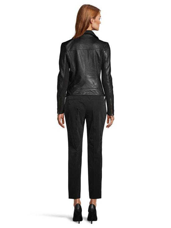 Modström - Iman Leather Jacket -nahkatakki - 07090 BLACK | Stockmann - photo 3
