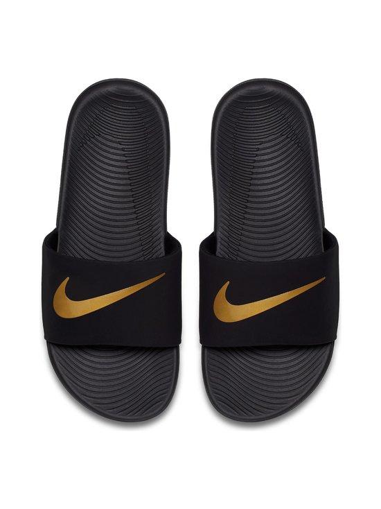 Nike - Kawa-sandaalit - 003 BLACK/METALLIC GOLD | Stockmann - photo 2