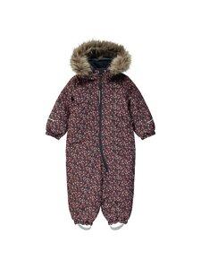 Name It - SNOW10 Suit Petit Flower -talvihaalari - DARK SAPPHIRE | Stockmann