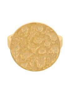 Pernille Corydon - New Moon -sormus - GP GOLD PLATED SILVER | Stockmann