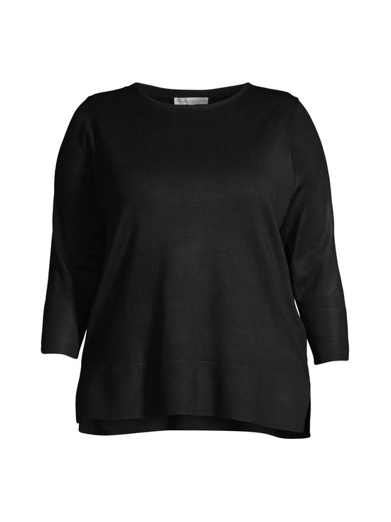 cut & pret PLUS - Jina Plus -neule - BLACK | Stockmann - photo 1