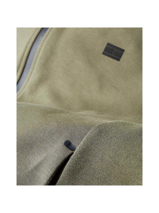Tommy Hilfiger - Modern Essentials Zip Thru Hoody -huppari - MSH UTILITY OLIVE | Stockmann - photo 3