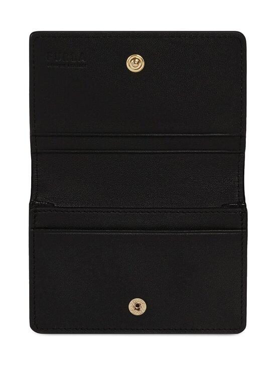 Furla - 1927 S Card Case -korttikotelo - O6000 NERO   Stockmann - photo 3
