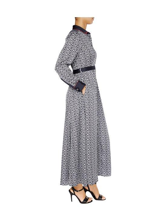 Tommy Hilfiger - Icon Tilda Maxi Shirt Dress -mekko - 02E ICON MONOGRAM DESERT SKY | Stockmann - photo 4
