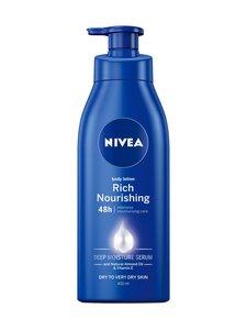 NIVEA - Rich Nourishing Body Milk -vartaloemulsio kuivalle iholle 400 ml | Stockmann