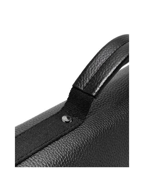 Ted Baker London - Departs Leather Satchel -nahkalaukku - 00 BLACK   Stockmann - photo 3