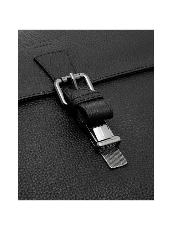 Ted Baker London - Departs Leather Satchel -nahkalaukku - 00 BLACK   Stockmann - photo 4