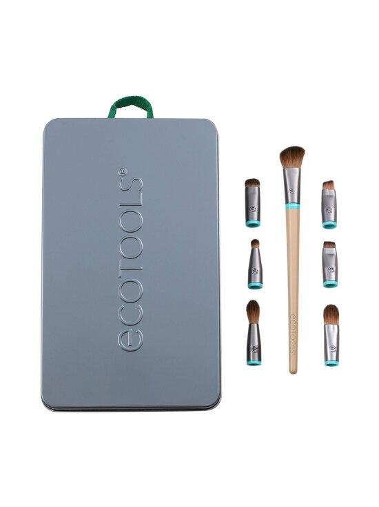 Eco Tools - Total Renewal Eye Kit, Interchangeable Collection -silmämeikkisivellinsetti - NOCOL | Stockmann - photo 2