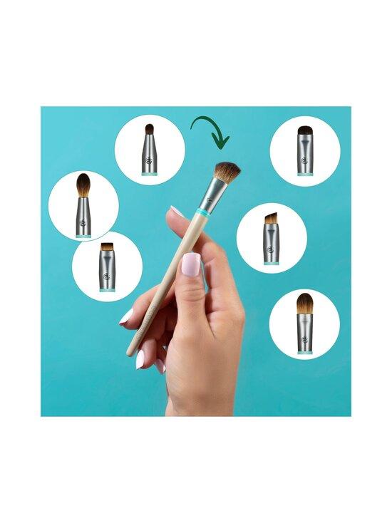 Eco Tools - Total Renewal Eye Kit, Interchangeable Collection -silmämeikkisivellinsetti - NOCOL | Stockmann - photo 3