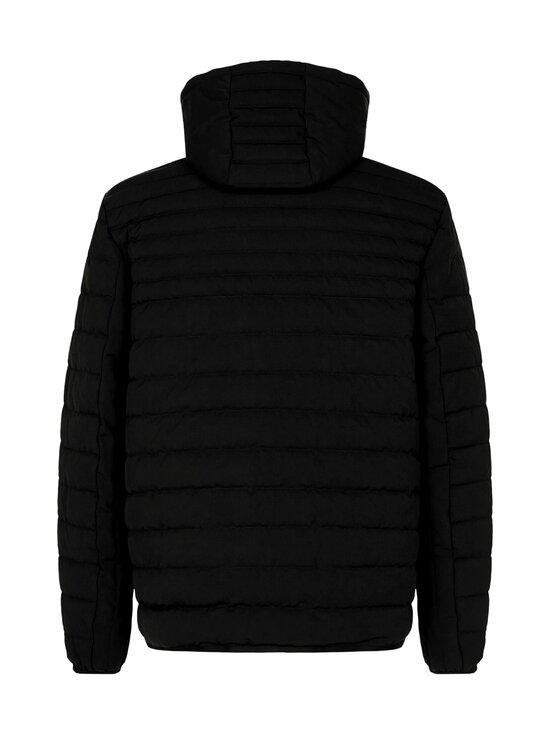 Tommy Hilfiger - Stretch Hooded Jacket -takki - BDS BLACK | Stockmann - photo 2