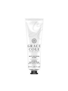 Grace Cole - White Nectarine Pear Hand Nail Cream -käsivoide 30 ml - null | Stockmann