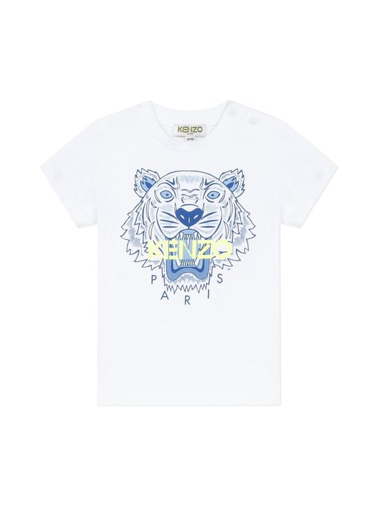 KENZO KIDS - Tiger-paita - 01P OPTIC WHITE | Stockmann - photo 1