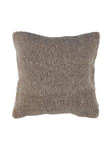 Casa Stockmann - Bete-tyynynpäällinen 50 x 50 cm - WARM GRAY MELANGE | Stockmann