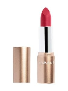 Lumene - Luminous Moisture Matte Lipstick -mattahuulipuna 4,7 g | Stockmann
