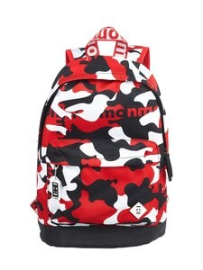 Monmon - The Wild One -reppu - RED/BLACK/WHITE | Stockmann