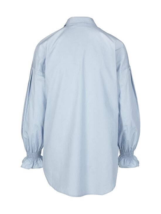 Vila - ViGami Volume -paitapusero - CASHMERE BLUE | Stockmann - photo 2