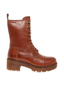 Ten Points - Clarisse 3/4 boot -nahkakengät - 319 COGNAC   Stockmann