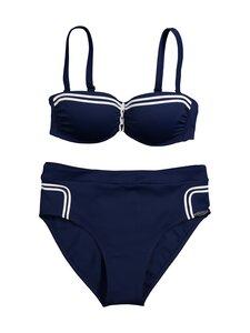 Sunflair - Marine Bikini & Highwaist Pant -bikinit - 26 BLUE   Stockmann