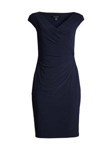 Lauren Ralph Lauren - Brandie Cap Sleeve Day Dress -mekko - 2X5B NAVY | Stockmann