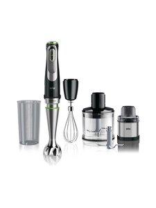 Braun - Multiquick 9 Hand Mixer -sauvasekoitin - BLACK,STAINLESS STEEL | Stockmann