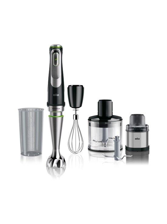 Braun - Multiquick 9 Hand Mixer -sauvasekoitin - BLACK,STAINLESS STEEL | Stockmann - photo 1