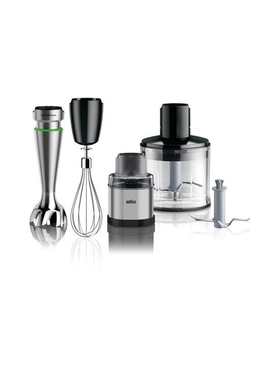 Braun - Multiquick 9 Hand Mixer -sauvasekoitin - BLACK,STAINLESS STEEL | Stockmann - photo 2