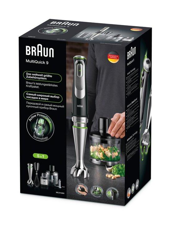 Braun - Multiquick 9 Hand Mixer -sauvasekoitin - BLACK,STAINLESS STEEL | Stockmann - photo 4