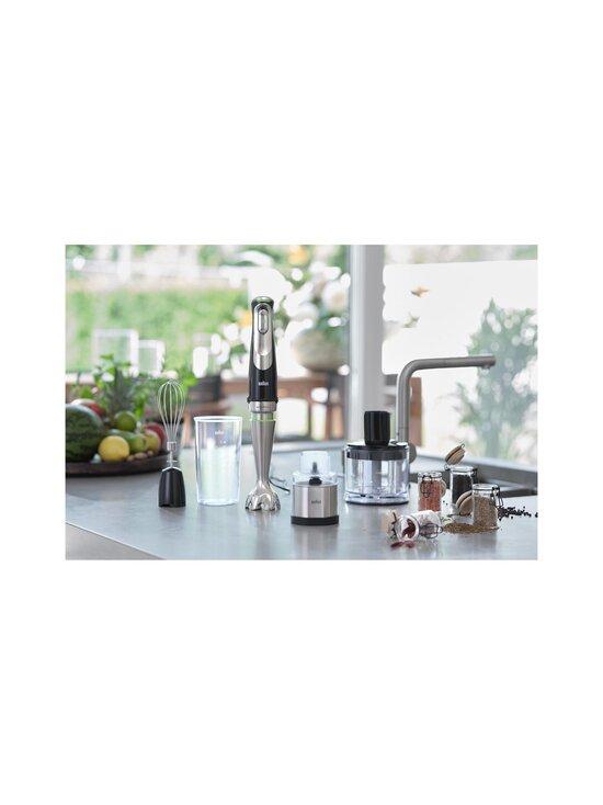 Braun - Multiquick 9 Hand Mixer -sauvasekoitin - BLACK,STAINLESS STEEL | Stockmann - photo 5