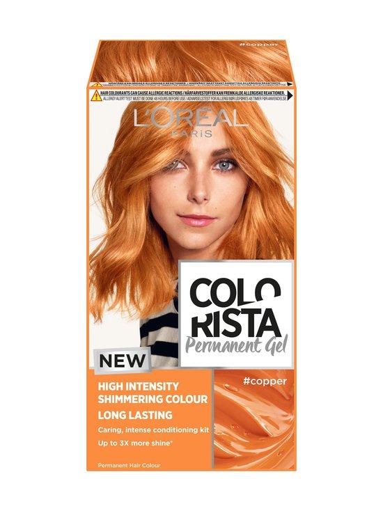 L'Oréal Paris - Colorista Permanent Gel -hiusväri - #COPPER | Stockmann - photo 1