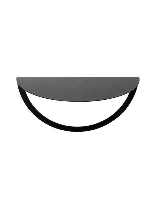Muubs - Gravity L -seinähylly 40 x 20 x 20 cm - BLACK | Stockmann - photo 1