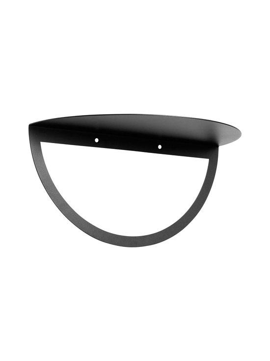 Muubs - Gravity L -seinähylly 40 x 20 x 20 cm - BLACK | Stockmann - photo 2